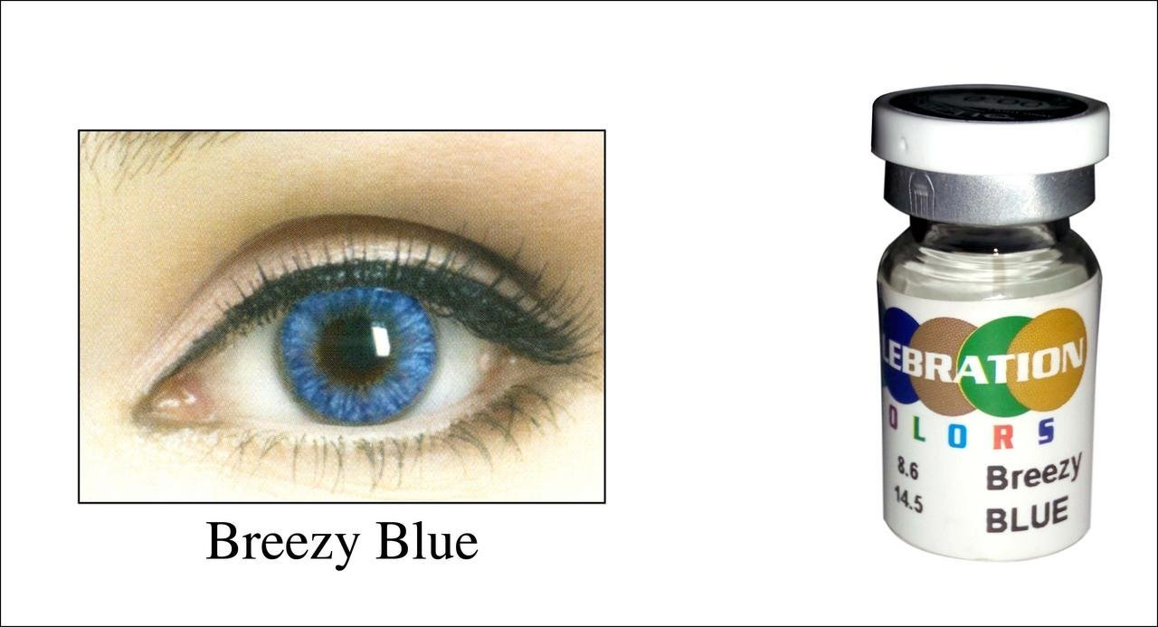Celebration Colors Toric 1 Lens Box Celebration Buy Online Contact Lenses In